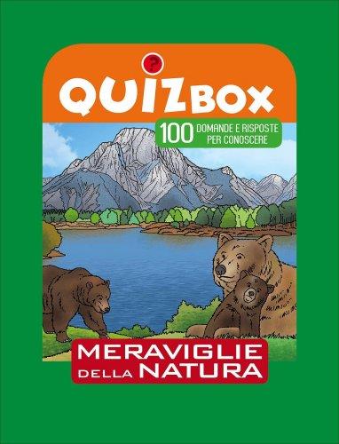 Quiz Box - Meraviglie della Natura