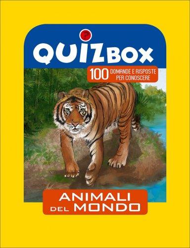 Quizbox - Animali del Mondo