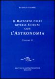 Il Rapporto delle Diverse Scienze con l'Astronomia - Volume 2