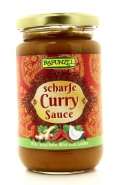 Salsa Piccante al Curry - Scharfe Curry Sauce