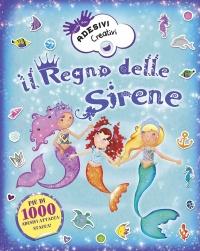 Il Regno delle Sirene - Adesivi Creativi
