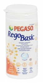 RegoBasic - Sali basici di Calcio, Magnesio, Potassio, Sodio, Manganese e Zinco