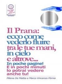 Reiki - Il Prana: Ecco Come Vederlo Fluire Tra le Tue Mani, in Cielo e Altrove... (eBook)