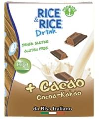 Rice & Rice Cacao - Bevanda di Riso 200 ml