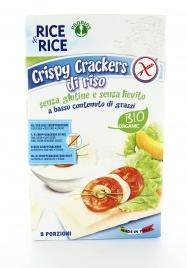 Rice & Rice - Crispy Crackers di Riso