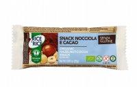 Rice & Rice - Snack Riso alla Nocciola Bio
