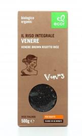 Riso Venere Integrale Bio
