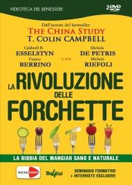 La Rivoluzione delle Forchette - Seminario in DVD Ristampa 2017