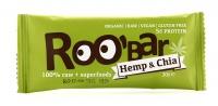 Roobar - Barretta Canapa e Chia