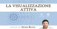 """Diretta streaming """"La Visualizzazione Attiva"""" con Guido Rutili – Martedì 6 luglio 2021"""