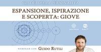 """Diretta streaming """"Espansione, ispirazione e scoperta: Giove"""" con Guido Rutili – Martedì 27 aprile 2021"""