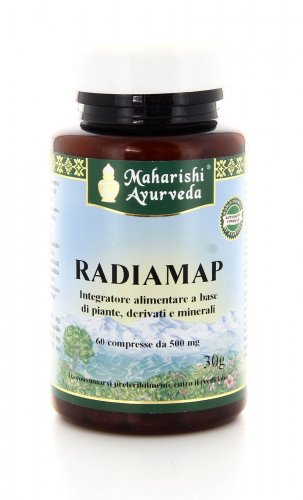 Radiamap - Maharishi Ayurveda