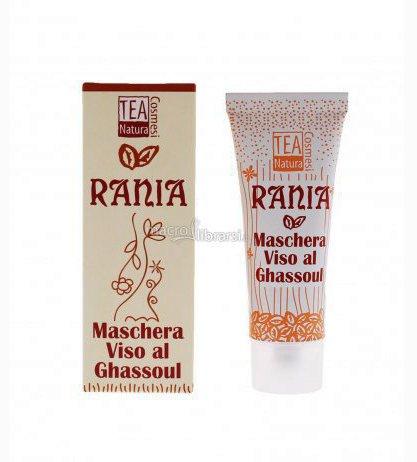 Rania - Maschera Viso al Ghassoul