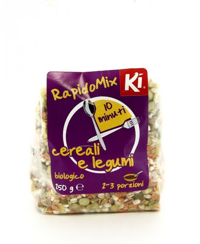 RapidoMix - Cereali e Legumi