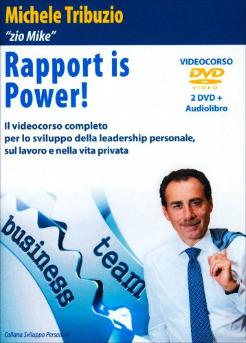 Rapport is Power! - 2 DVD + Audiolibro