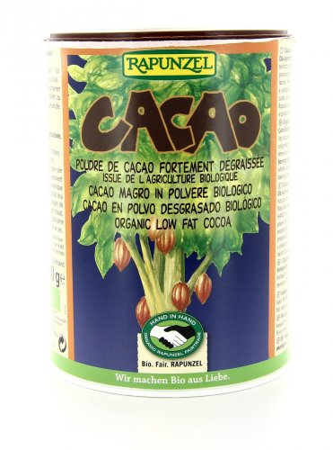 Cacao Magro in Polvere Biologico