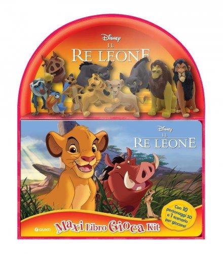 Il Re Leone - Maxi Libro Gioca Kit