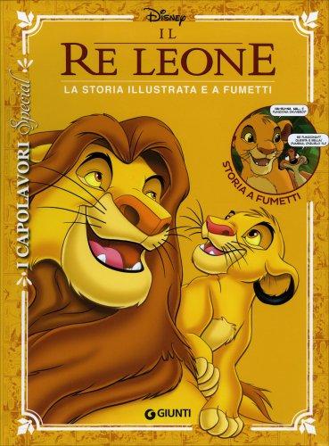 Il Re Leone - La Storia Illustrata a Fumetti
