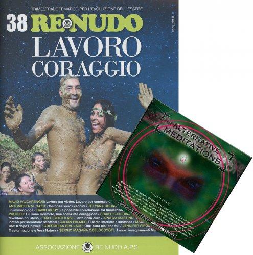 Re Nudo 38 - Lavoro Coraggio con CD Allegato
