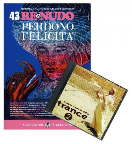 Re Nudo 32 - Malattia Cura con CD Allegato