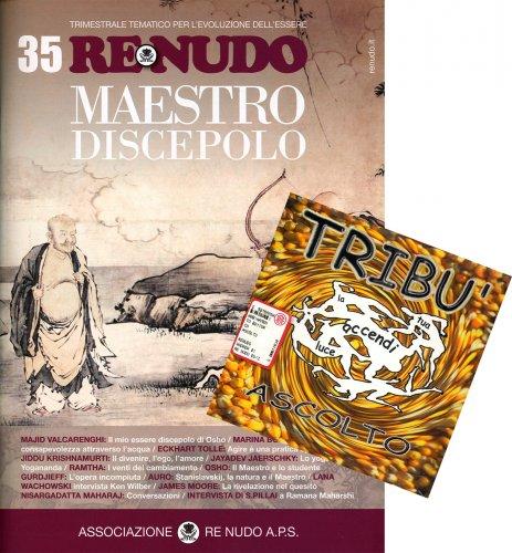 Re Nudo 35 - Maestro Discepolo con CD Allegato