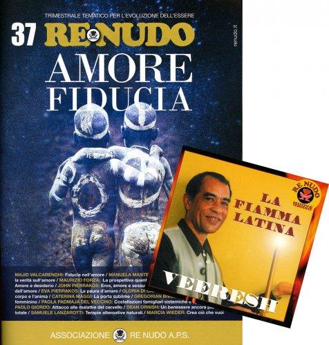 Re Nudo 37 - Amore Fiducia con CD Allegato