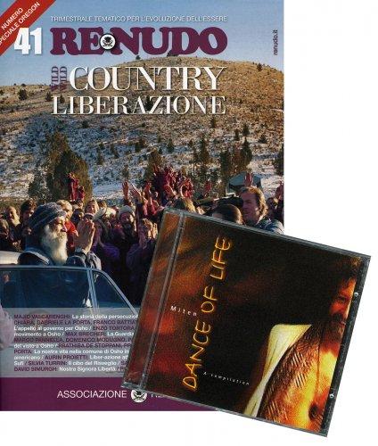 Re Nudo 41 - Country Liberazione - Con CD Allegato