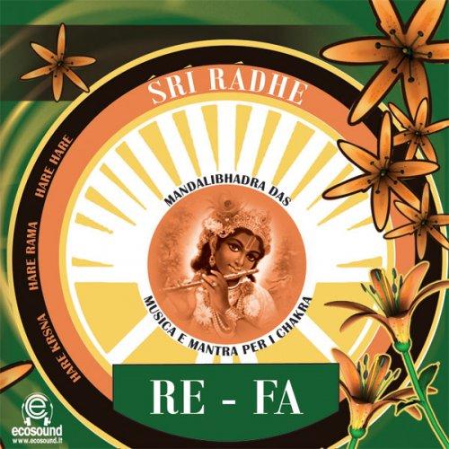 Re Fa - Sri Radhe - Musica e Mantra per i Chakras - CD