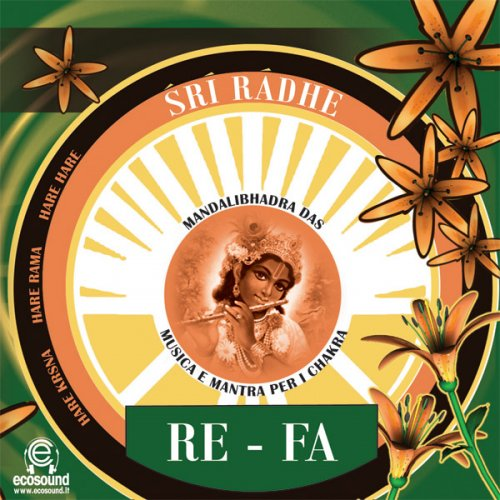 Re Fa - Sri Radhe - Musica e Mantra per i Chakras - CD