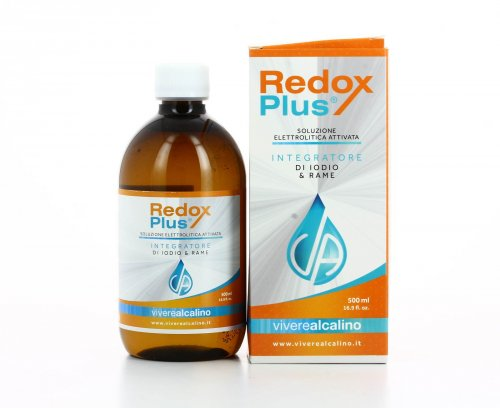 Soluzione Elettrolitica Attivata Redox Plus