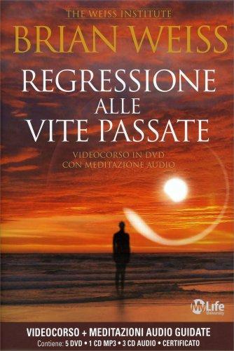 Regressione alle Vite Passate - Videocorso con 5 DVD, 1 CD Mp3 e 3 CD Audio
