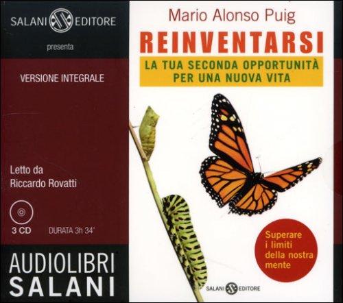 Reinventarsi - Audiolibro 3 CD Audio