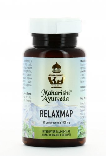 Relaxamap - Maharishi Ayurveda