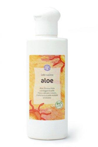 Latte Solare Aloe