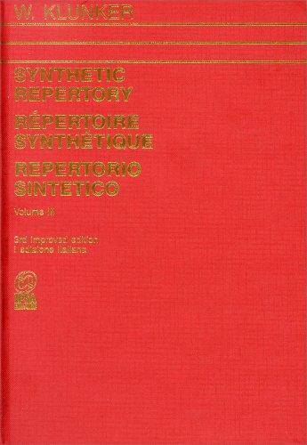 Repertorio Sintetico - Vol. 3