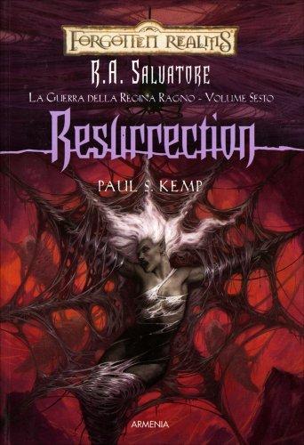 La Guerra della Regina Ragno - Volume 6: Resurrection