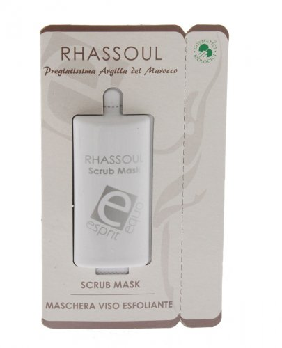 Rhassoul - Scrub Mask