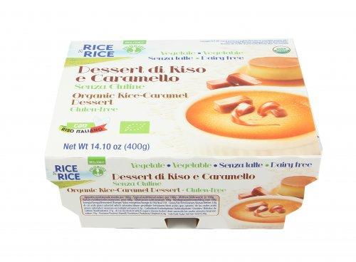 Dessert di Riso e Caramello - Rice & Rice