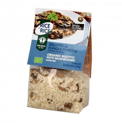 Rice & Rice - Risotto ai Funghi Porcini