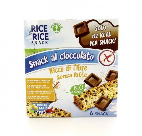 Rice & Rice Snack - Cioccolato