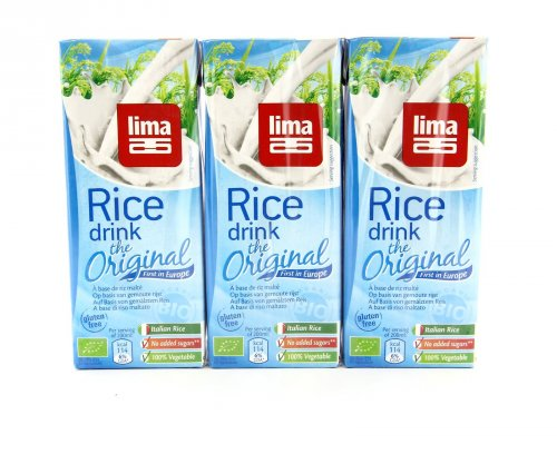 Rice Drink Original - 3x200 ml