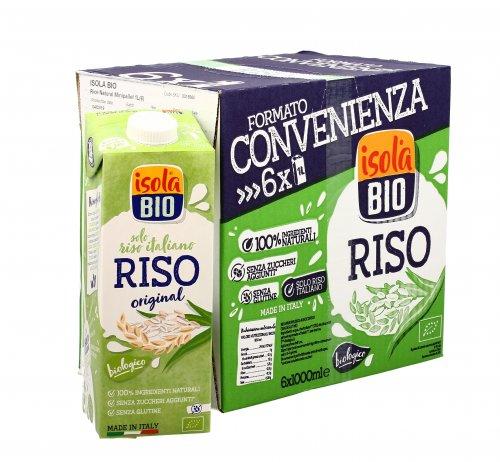 Bevanda Biologica di Riso - Confezione Risparmio