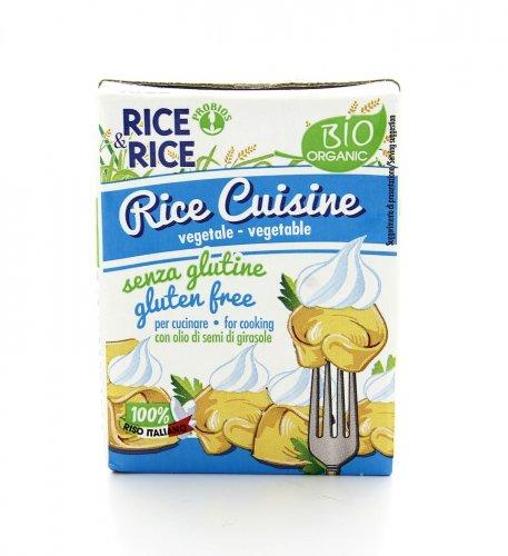 Rice Cuisine - Panna di Riso