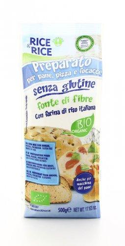 Rice & Rice - Preparato per Pane, Pizza e Focacce