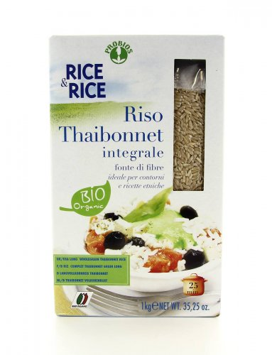 Rice & Rice - Riso Thaibonnet Integrale
