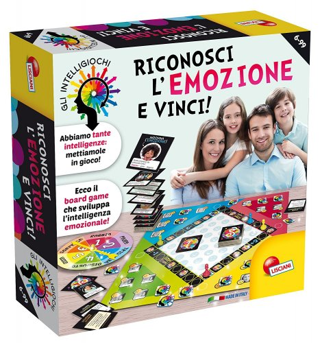 Riconosci l'Emozioni e Vinci