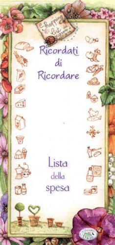 Lista della Spesa - Ricordati di Ricordare (Shopping List)
