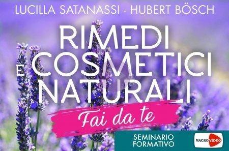Rimedi e Cosmetici Naturali Fai da Te - (Videocorso Digitale)