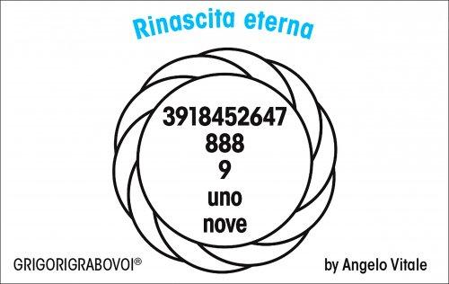 Tessera Radionica 105 - Rinascita Eterna