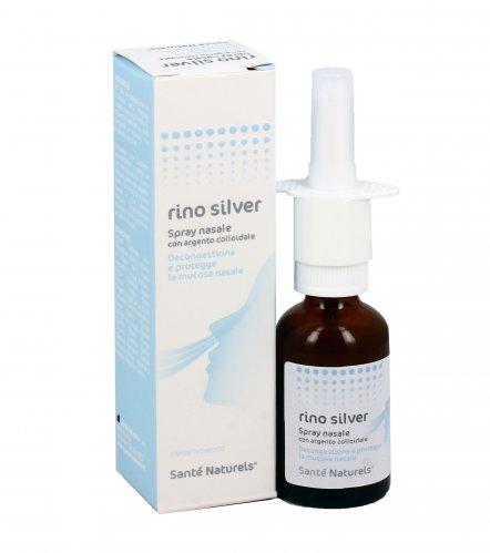Spray Nasale Decongestionante - Rino Silver